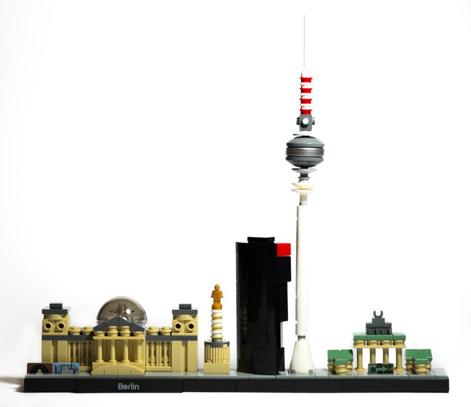 lego berlin architecture set
