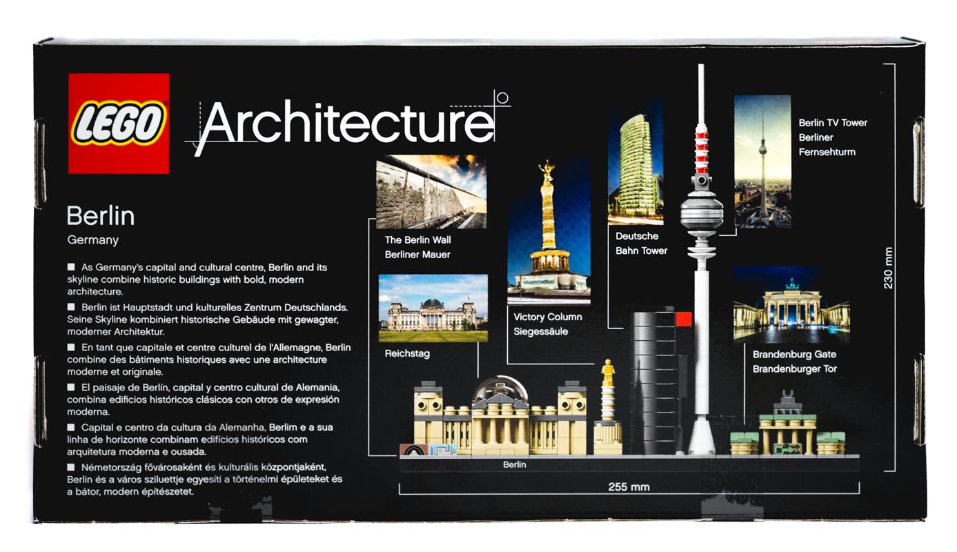 lego berlin architecture set back