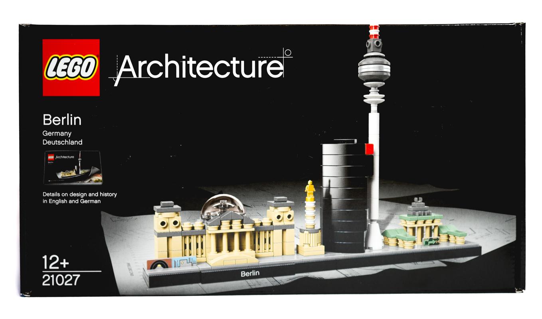 21027 Lego Architecture Berlin: Auferstanden aus Ruinen?