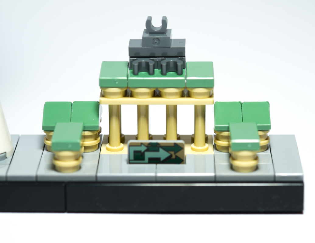 lego berlin architecture set brandenburger tor