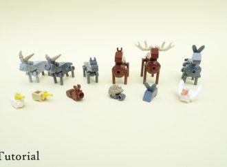 Tiere bauen leicht gemacht