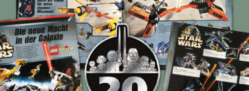 Das Orchester aus 95 Lego Boost Droiden