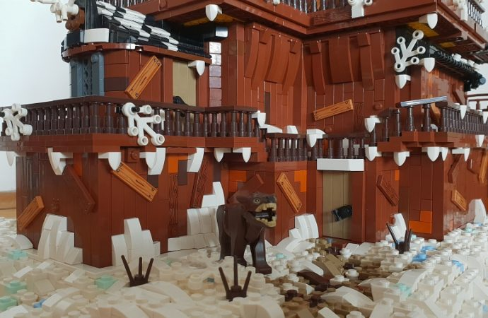 Wolfpack-Tempel
