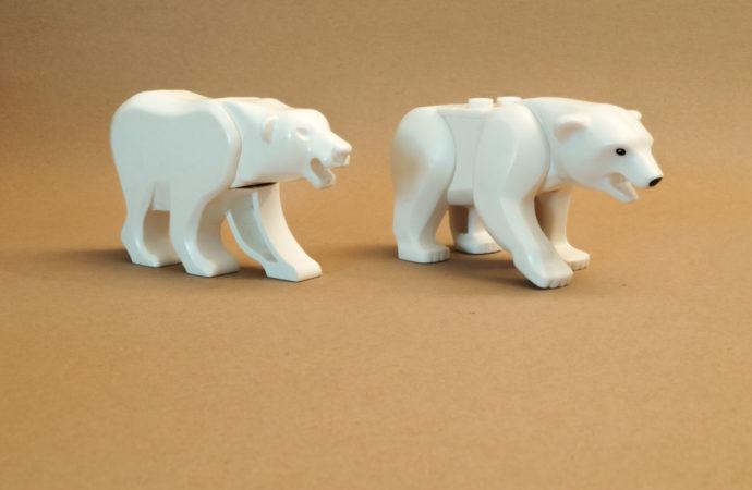Welteisbärentag: Rettet die Plastik-Eisbären!