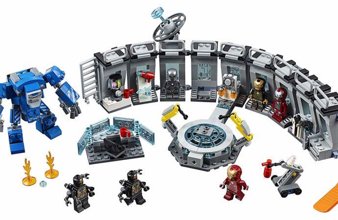 Lego Marvel Avengers Endgame: alle offiziellen Bilder!
