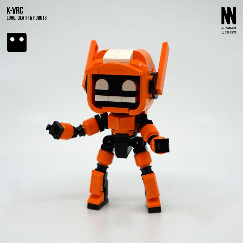 Love, Death + Robots | K-VRC | Lu Sim