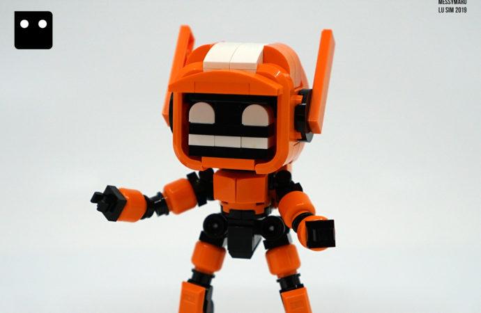 Lego, Death + Robots