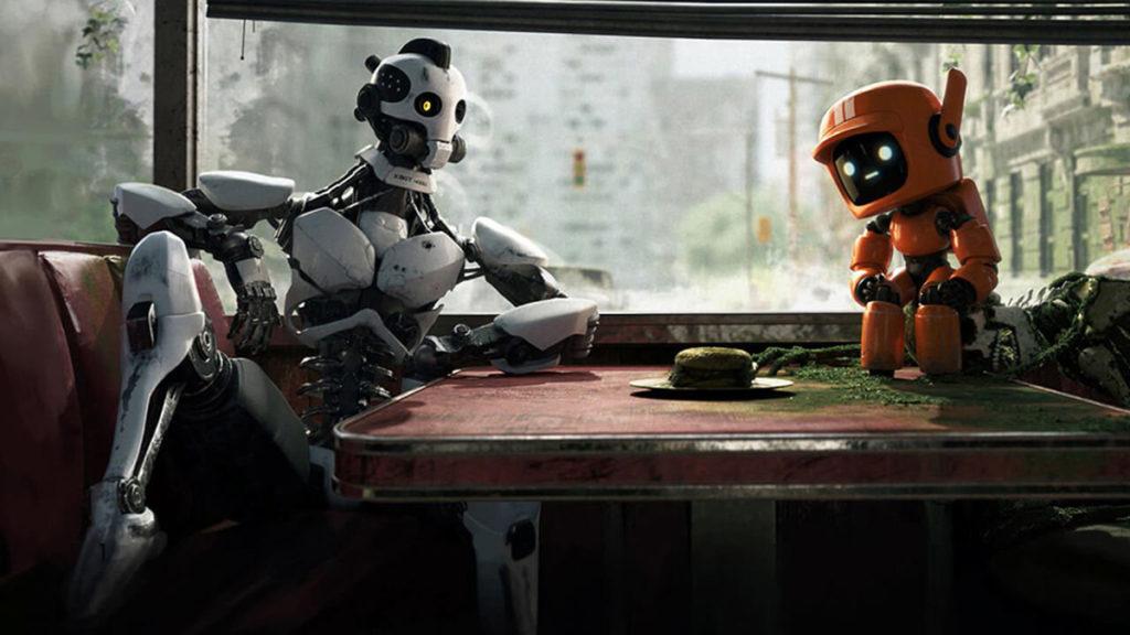 Love, Death + Robots | ©Netflix 2019