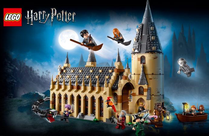 Erste Bilder zu den neuen Harry Potter-Sets!