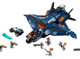 Lego Marvel Avengers Endgame: Erste offizielle Set-Bilder