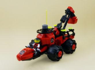 Sylons Lego M-Tron Retro-Rover