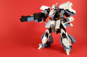 Jeden Montag ein neuer Lego Mech