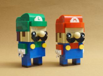 Brickheadz – Bau die Super Mario Bros.