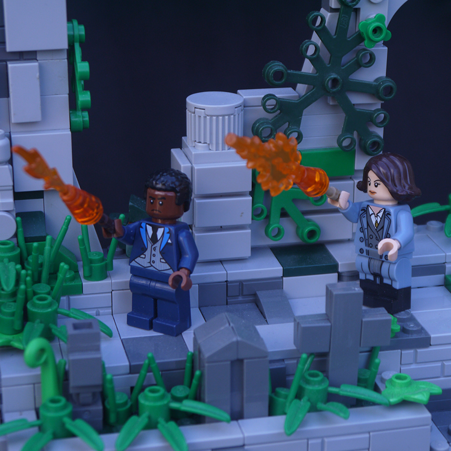 Lego Phantastische Tierwesen by Sam J.J.
